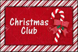 **  CHRISTMAS CLUB  **